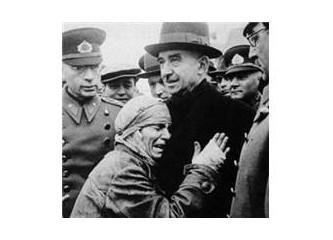 Yakın Tarihimizin Utanç Veren Olayları: Dersim Olayları, 1937-1938