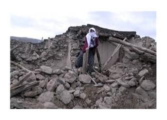 Kalkınmanın Göstergesi Deprem'lerdir