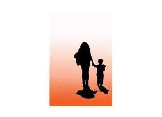 Bir darbede otistik çocuklarımıza…