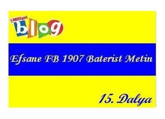 Dalya 15 - Blog 1501