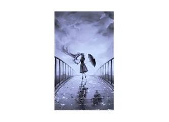 Evrenin 'sevgi' dokunuşu 'yağmur'