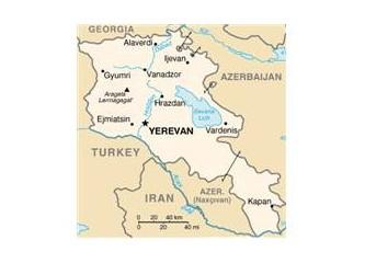 """""""Yol haritası"""" Ermenistanda krize yol açtı"""
