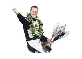 Michael Schumacher'in dönüşü