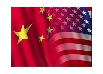 Kıta Çin Tayvan ilişkileri ve Amerikan çomağı