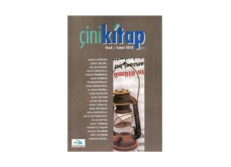 Bursa'dan yeni bir dergi: Çinikitap