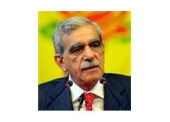 Ahmet Türk ve Kürt Siyasetçisi Olmak