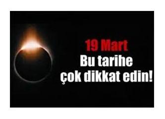 Supermoon (Süper Ay) Paniği - DİKKAT 19 MART FELAKETLER GÜNÜ - Ay Dünyaya Yaklaşıyor!..