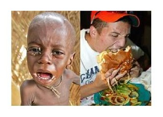 Somali ve dünyada açlık