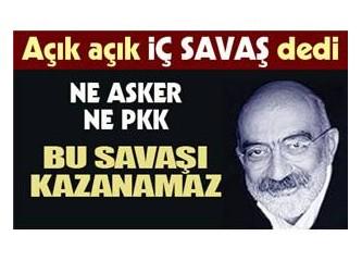Savaşırken sevişen Türkiye