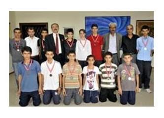 Akdenizli Taekwondocular, Mersin'e madalyalarla döndü.