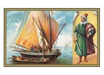 Umur Bey, Fatih'ten 115 yıl önce gemileri karada yürüttü!