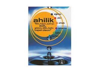 Ahi'lik ruhu İzmir Kemeraltı'nda yaşıyor