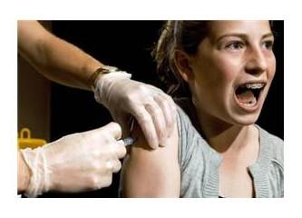 Domuz Gribi Aşısı Oldum..Stop... Hayattayım..Stop..