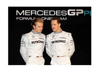 ... ve yarış başlıyor. Formula 1 2010 sezonu