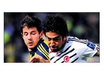 Fenerbahçe - Beşiktaş Maçının Özeti. Altın Vuruş ve Altın Kurtarış.