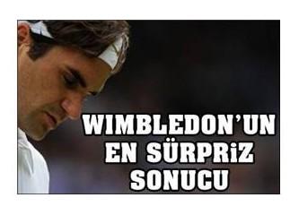Federer'e ne oluyor?