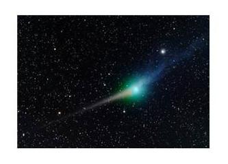 Lulin kuyruklu yıldızı Hz. Mehdi'yi mi müjdeliyor? Video