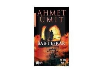 Bab-ı Esrar - Ahmet Ümit (bitirdim)