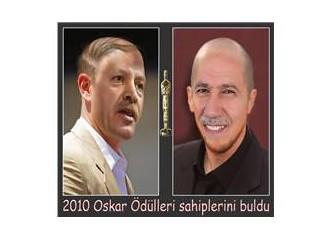 2010 Oskar Ödülleri sahiplerini buldu