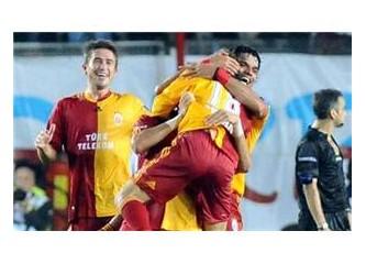 Galatasaray-Trabzonspor maçından notlar ve arkaplan