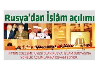 Rusya Müslümanları birleşme yolunda