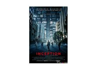 Inception (başlangıç) Müthiş bir rüya filmi