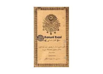 İlk Anayasamız Kânunî Esasî'de Resmî Dil