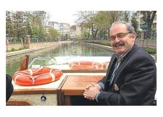 Prof. Dr. Yılmaz Büyükerşen Eskişehir Büyükşehir Belediye Başkanı