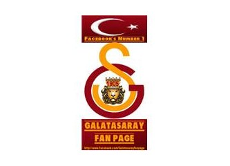 Facebook fatihi Galatasaray!