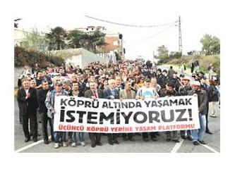 Köprü altı şehri İstanbul