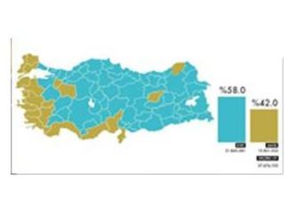 """Coğrafya kitaplarında bilgi değişikliği: """"Türkiye siyasi haritası üç bölgeye ayrılır."""""""