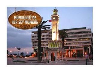 Mümkünlü kasabasında İzmir ESHOT (2)