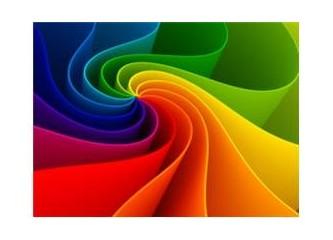 Renklerin dili ve özlemi