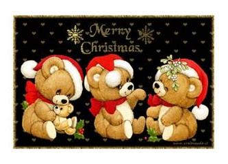 Yeni yılda eviniz mutluluk dolsun...