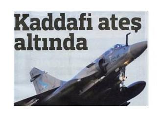 Libya'ya Müdahale, Gazete Başlıklarına Nasıl Yansıdı?