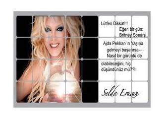 Britney Spears Ajda Pekkan'ın yaşına gelirse nasıl görünür?!…
