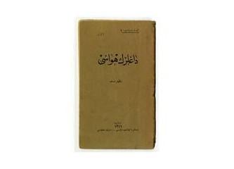 Nazım'ın ilk şiir kitabı bulundu