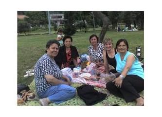 Kenesiz piknik yaptık