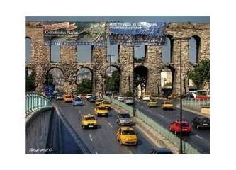 """""""2010 İstanbul Dünya Başkenti"""" sel ve su"""