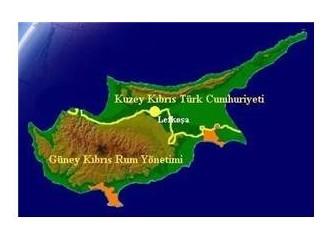 Kıbrıs ve Kıbrıs'taki Türk Yunan tezleri