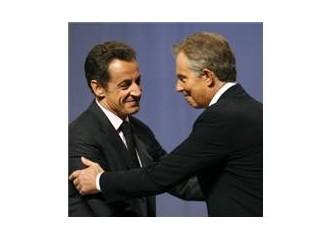 Irak Blair'i götürdü, Libya da Sarkozy'yi götürecek!