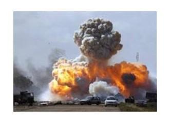 Libya'ya sebepsiz saldırılar devam ediyor.