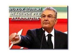Baykal: Hukuk sistemi nezdinde PKK aklanmıştır