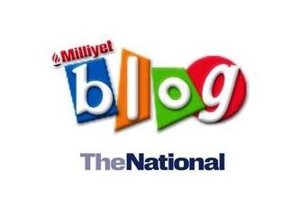 Milliyet Blog yazım yabancı basında yer aldı
