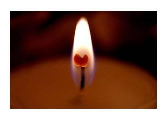 """Varlığının ateşidir """"Aşk"""""""
