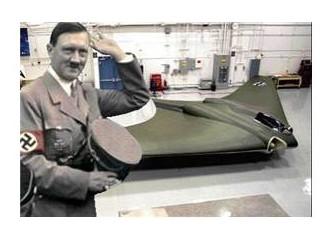 Hitler hayalet uçağı ve Ufo teknolojisi