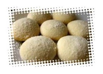 Nişastalı un kurabiyesi