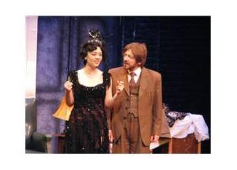 39 Basamak ve Korku Şov (Tiyatro)