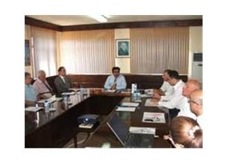 Vali Güzeloğlu, MESBAŞ toplantısına başkanlık etti