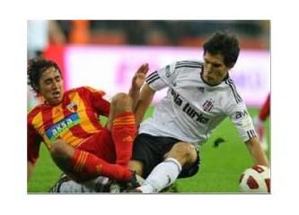 Beşiktaş, Kayseri'de havlu attı!